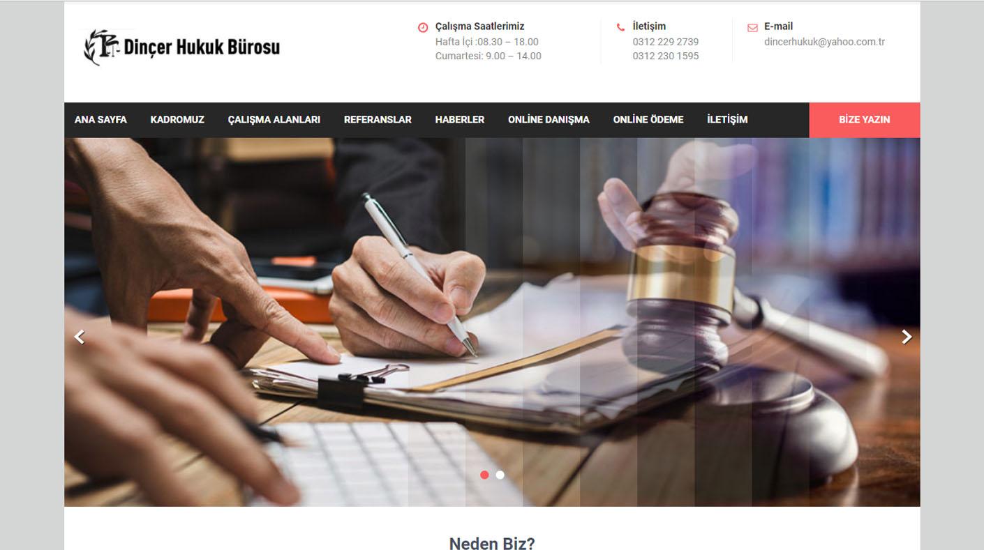 Dinçer Hukuk Bürosu